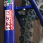Why you should lock your bike: A numerical study
