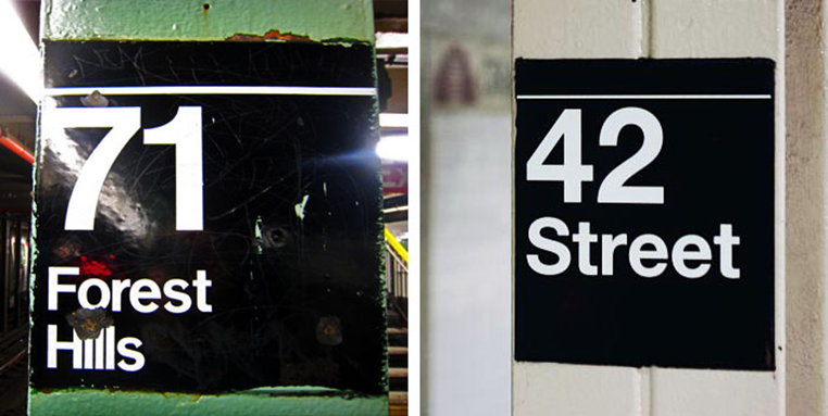 Redesigned Subway Signs Smartsign Blog
