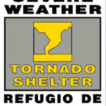 Alabama Department of Transportation Grants Temporary Tornado Shelter Signs in DeKalb County