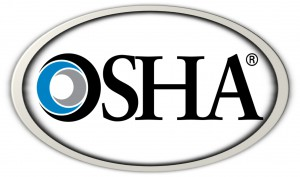 Occupational Health and Safety Administration logo