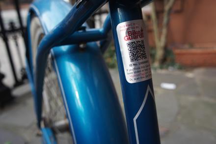 BikeGuard, the free bike registry