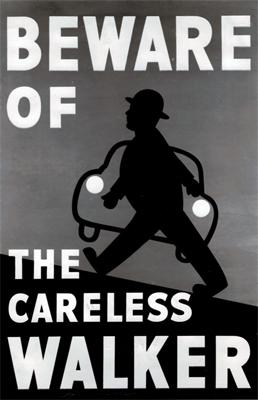 Beware Careless Workers sign from RoadTrafficSigns.com