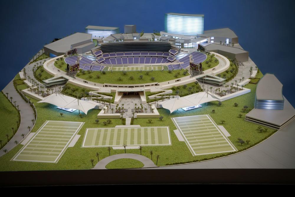 Los Angeles Football Stadium Smartsign Blog