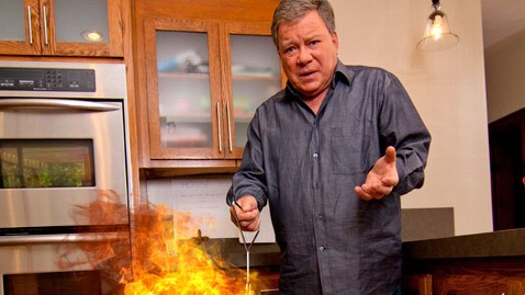 william shatner turkey frying PSA