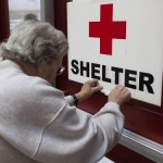 Emergency shelters: relief and refuge for New Yorkers after Hurricane Sandy