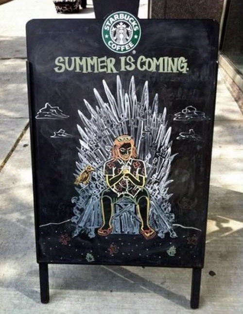 Your 5 Basic Types Of Funny Chalkboard Sidewalk Signs