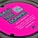 Oslo takes unique approach to stop residents from blocking drains