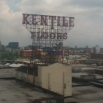 Kentile Floors: A sign of the times