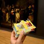 3-D museum map makes finding your way a snap