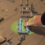 Talking 3D maps facilitate navigation for the blind, everyone else
