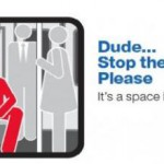 MTA launches sign campaign aimed at poor rider etiquette