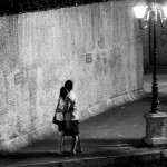 Streetlights strongly affect pedestrians' feelings of safety