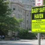Save haven laws spark debate over signage and promotion