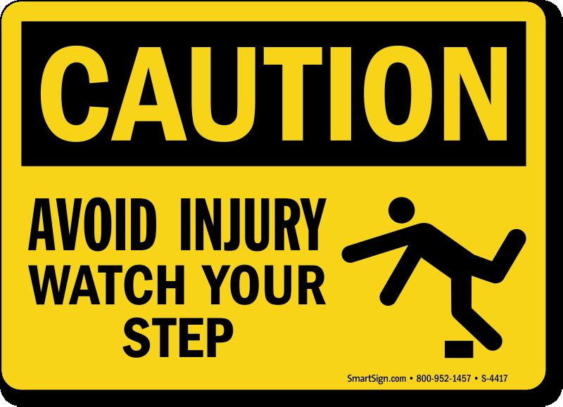 avoid-injury-caution-sign-s-4417
