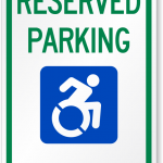 Everything you need to know about accessible parking spaces
