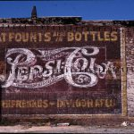 The fading beauty of ghost signs